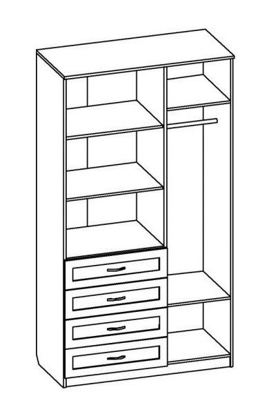 Прайс лист каталога шкафы для одежды